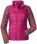Schöffel - Women's Zipin! Jacket Adelaide 1 Gr 42 rosa/rot