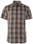 Sherpa - Seti S/S Shirt - Hemd Gr L grau/braun