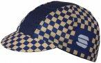 Sportful - Mate Cap - Radmütze Gr One Size blau/beige/grau