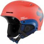Sweet Protection - Kid's Blaster II Helmet - Skihelm Gr M/L;S/M rot/schwarz;blau