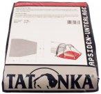 Tatonka - Apsidenunterlage Family - Zeltunterlage schwarz