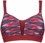 triaction by Triumph - Women's Boost Lite Whu Push-Up Gr 80 (EU) - Cup: D rot/ro