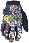 TSG - Slim Glove - Handschuhe Gr M schwarz/grau