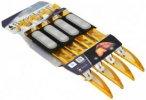 UCO - Zelthering Mit LED - Zelthering Gr 23 cm weiß