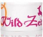 WildZeit - Funktionsstirnband - Stirnband Gr One Size schwarz/grau;weiß/rosa/gr