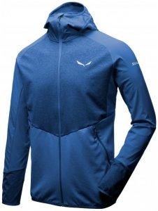 Salewa - Agner Cordura 2 PL Full Zip Hoody - Fleecejacke Gr 46 blau