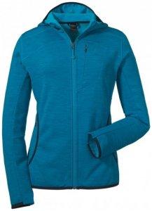 Schöffel - Women's Fleece Hoody Belfort1 - Fleecejacke Gr 40 blau