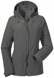 Schöffel - Women's Zipin! Jacket Fontanella 1 Gr 36 schwarz/grau