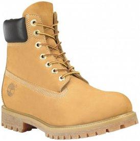 Timberland - 6 Inch Premium Boot - Freizeitstiefel Gr 11,5 gelb