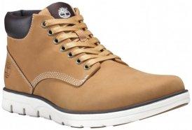 Timberland - Bradstreet Chukka Leather - Sneaker Gr 11,5 beige/braun