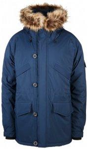 66 North - Snæfell Parka Special Edition with Fake Fur Gr XL blau