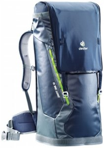 Deuter - Gravity Haul 50 - Kletterrucksack Gr 50 l - Regular blau/grau