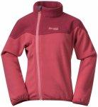 Bergans - Kid's Ruffen Fleece Jacket - Fleecejacke Gr 92 rosa/rot