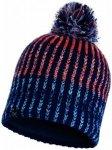 Buff - Iver Knitted & Polar Hat - Mütze Gr One Size schwarz