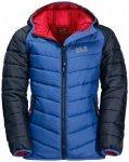 Jack Wolfskin - Kid's Zenon Jacket - Kunstfaserjacke Gr 104 blau/schwarz
