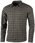 Lundhags - Ekren L/S Shirt - Hemd Gr 3XL schwarz/oliv/grau