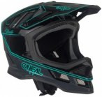 O'Neal - Blade Helmet - Radhelm Gr L - 59/60 cm schwarz/grau;schwarz