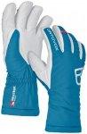 Ortovox - Women's Swisswool Freeride Glove - Handschuhe Gr S blau/grau