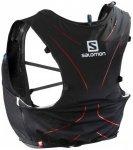 Salomon - Advanced Skin 5 Set - Trailrunningrucksack Gr M/L schwarz