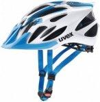 Uvex - Flash - Radhelm Gr 53-56 cm blau/grau/schwarz/weiß