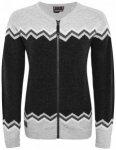Elevenate - Women's Santiago Knit - Wolljacke Gr S schwarz/grau