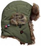 Isbjörn - Kid's Squirrel Winter Cap - Mütze Gr 44/46;48/50;52/54 blau/braun/gr
