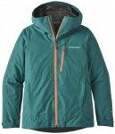 Patagonia - Women's Calcite Jacket - Regenjacke Gr L;M;S;XL;XS blau/schwarz;grau
