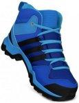 adidas - Kid's Terrex AX2R Mid CP - Wanderschuhe Gr 28 blau