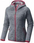 Columbia - Women's Chillin Fleece - Fleecejacke Gr S grau/schwarz