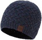 Sherpa - Lok Hat - Mütze Gr One Size braun/rot/schwarz