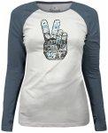 Alprausch - Women's Peace To The Alps Long Sleeve T-Shirt - Longsleeve Gr L;M;S;