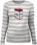 Alprausch - Women's Snow Flakes Long Sleeve T-Shirt - Longsleeve Gr L;M;S;XL;XS;