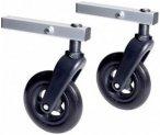 Burley - 2-Wheel Stroller Kit - Kinderanhänger-Zubehör Gr One Size schwarz