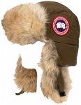 Canada Goose - Aviator Hat - Mütze Gr S/M beige/braun