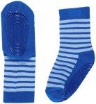 Finkid - Kid's Tapsut - Hüttenschuhe Gr 23-26 blau/grau