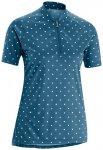Gonso - Women's Marina - Radtrikot Gr 40 blau
