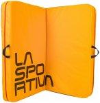 La Sportiva - Laspo Crash Pad - Crashpad Gr One Size orange