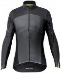 Mavic - Cosmic Wind SL Jacket - Fahrradjacke Gr M schwarz/grau