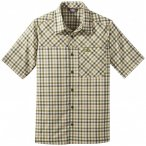 Outdoor Research - Discovery S/S Shirt - Hemd Gr L;M;S grau/beige;grau/rot/beige
