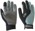 Outdoor Research - Upsurge Paddle Gloves - Handschuhe Gr S;XS schwarz/grau;grau/