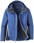 Outdoor Research - Women's San Juan Jacket - Softshelljacke Gr S blau/schwarz