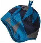 Patagonia - Kid's Reversible Beanie - Mütze Gr 5T türkis/grau;blau/schwarz