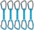 Petzl - 6er Pack Djinn Axess Express - Express-Set Gr 12 cm blau/grau