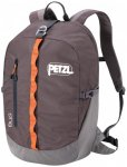 Petzl - Bug Backpack - Kletterrucksack Gr 18 l grau/braun