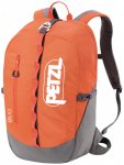 Petzl - Bug Backpack - Kletterrucksack Gr 18 l orange/grau/rot