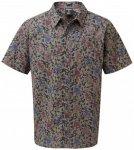 Sherpa - Durbar Shirt - Hemd Gr S grau/braun/schwarz