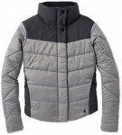 Smartwool - Women's Smartloft 150 Jacket - Skijacke Gr S grau/schwarz