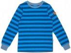 Finkid - Kid's Rulla - Longsleeve Gr 90/100 blau