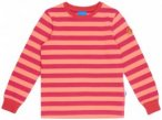 Finkid - Kid's Rulla - Longsleeve Gr 100/110 rosa/beige/rot
