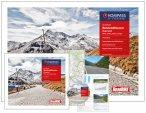 Kompass - Die höchsten Rennradtouren Österreich - Radführer 1. Auflage - Neua